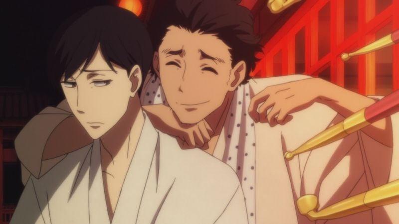 Os melhores animes Josei + Lista - rakugo shinju 3