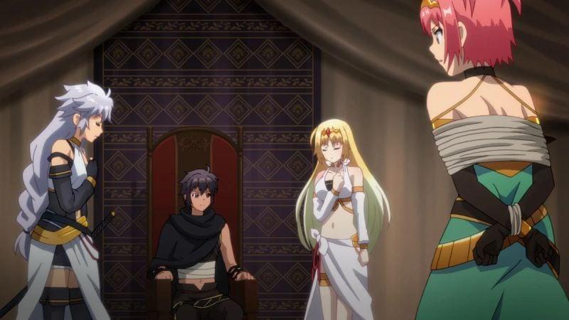 Anime thần thoại Hy Lạp, Bắc Âu và Nhật Bản