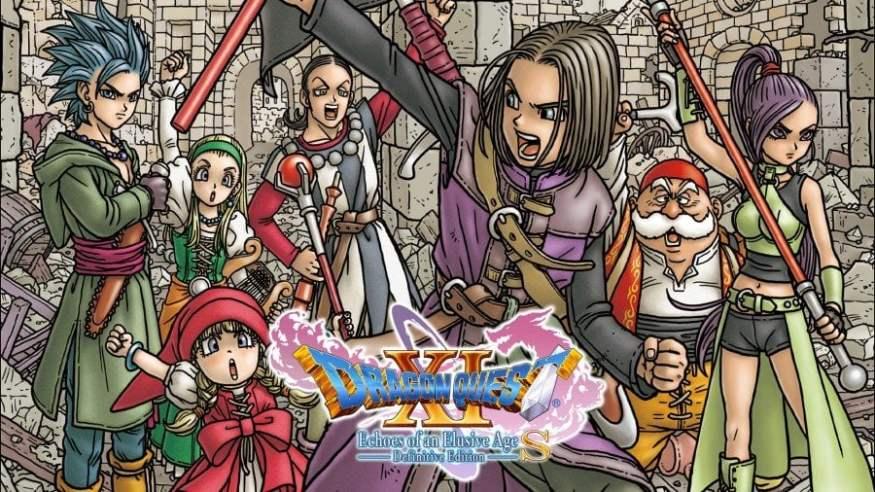 El gran éxito de Dragon Quest en Japón