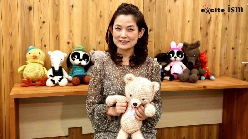 Guia amigurumi - bonecos de crochê japoneses