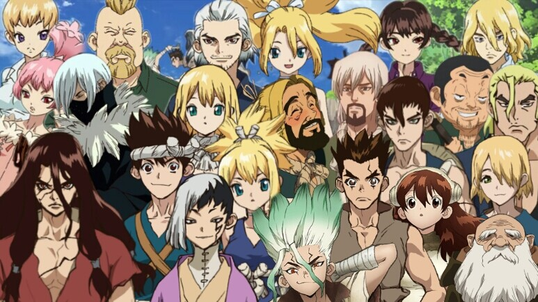 All about dr. Stone