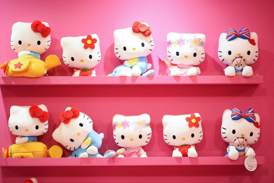 Tudo sobre hello kitty - personagem hello kitty
