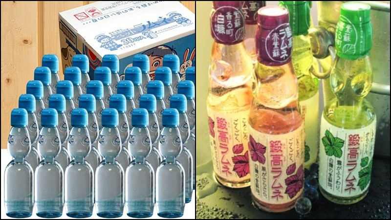 What is ramune soda? - drink the drink