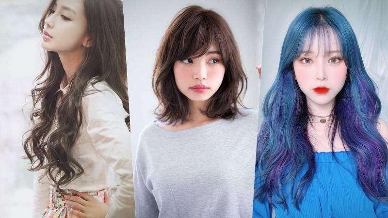 7 tipos de cortes de cabelo chineses - chinesas cabelos