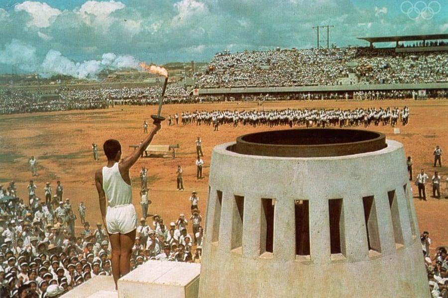 Olimpíadas 2021: confira o legado que os jogos trouxeram ao japão - olimpiadas1964