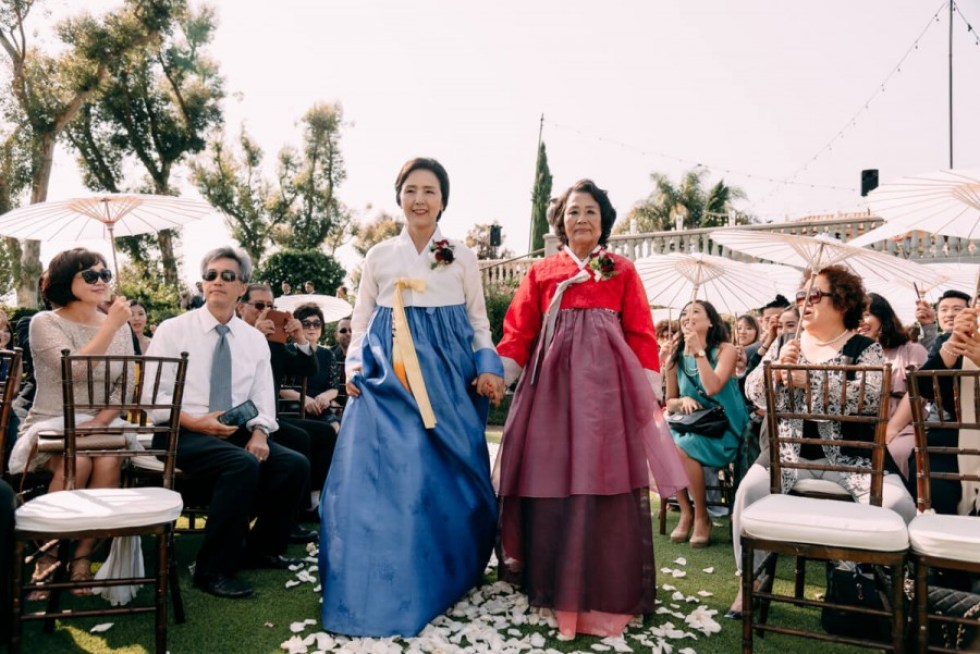 9 curiosidades do casamento sul-coreano - korean wedding