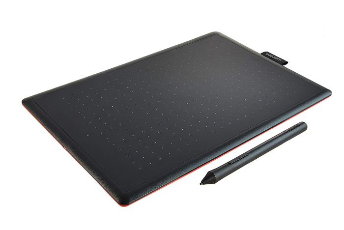 Wacom One CTL-672 K0-CX Medium Graphic Tablet