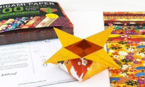 Tuttle Publsihing Origami