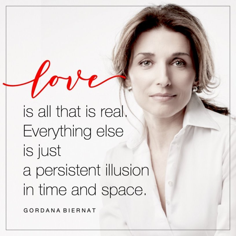 Gordana Biernat quote