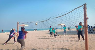 SKDWA BEACH VOLLEYBALL COMPETITION