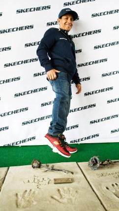 Victor Espinoza x Skechers