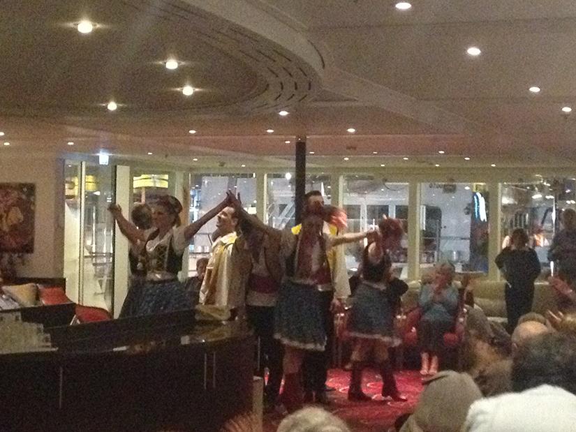 Traditional Serbian Dancers
