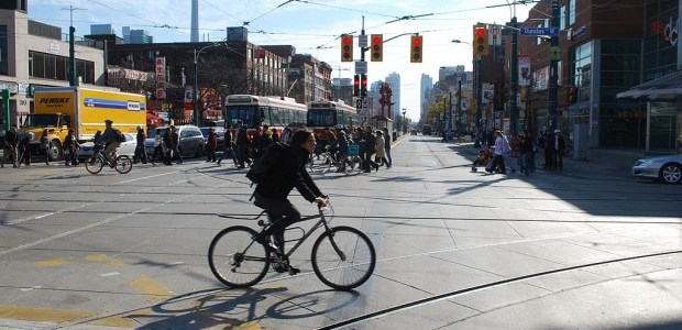 Could Toronto be more cyclist friendly?