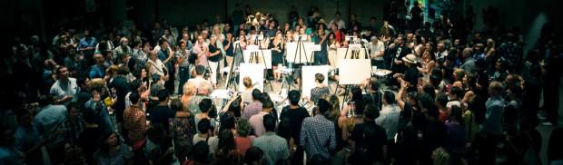 Art Battle: Where Everyone is a Winner