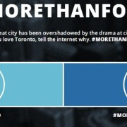 More Than Ford campaign puts focus back on Toronto