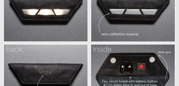 Kickstarter campaign for wearable light
