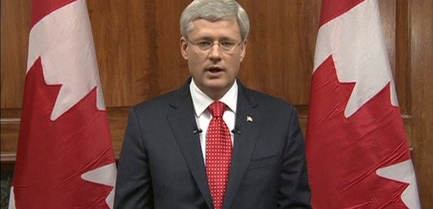 Canadians question Harper government's sincerity to fight climate change