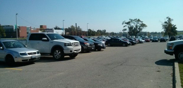 Lakeshore Campus parking crush drives search for more lots