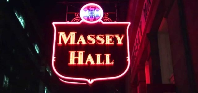 Massey Hall concert honours Walk of Famers