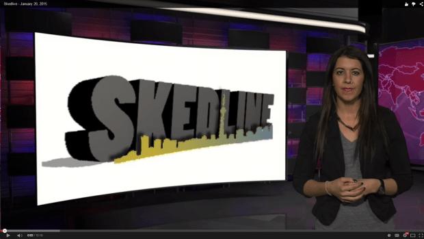 SkedLive January 20, 2015