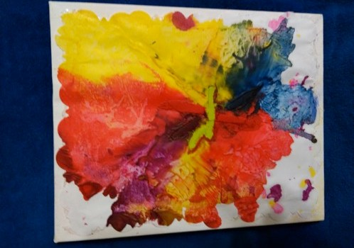 Using art as therapy