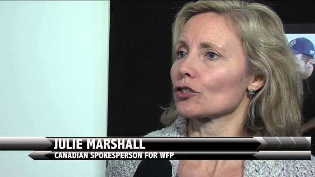Canada donates $42.65 million to WFP