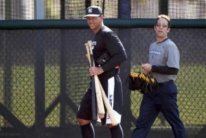 Spring training roundup: Navarro wants out; A-Rod comes back