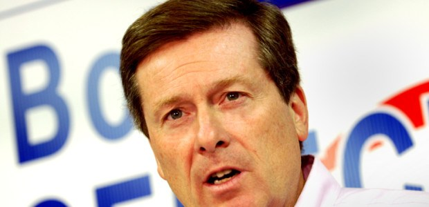John Tory's first 100 days as mayor