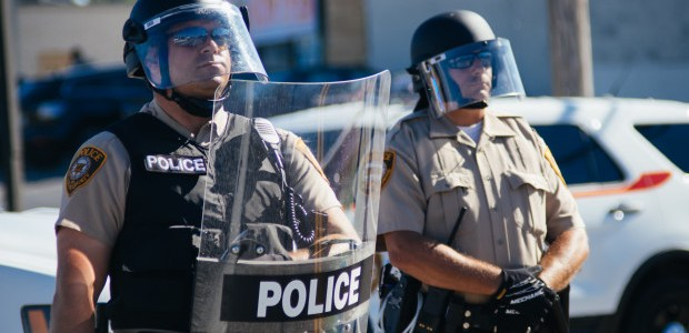 Ferguson shooting suspect charged