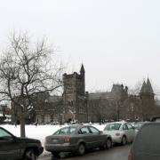 University of Toronto teaching assistants on strike