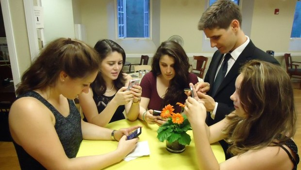 Technology overdose affecting young generations