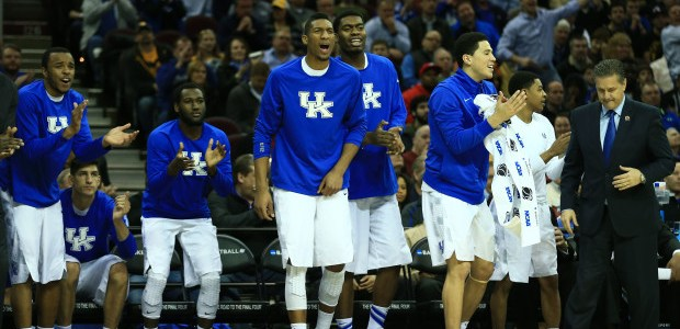 Kentucky Wildcats advance to Elite 8