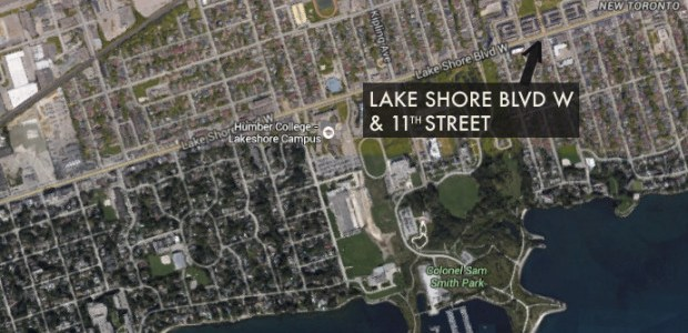 Man charged in Etobicoke murder