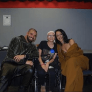 Drake and Rihanna visit Miami patient in hospital for make-a-wish foundation
