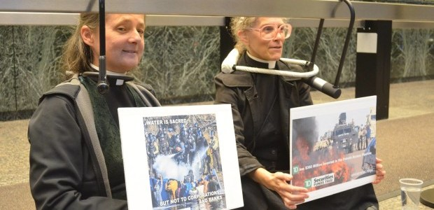 Toronto Clergy in Solidarity with Standing Rock