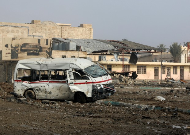 Mosul residents express fear what comes after ISIS