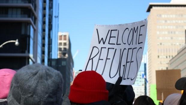 Toronto joins #NoMuslimBan movement