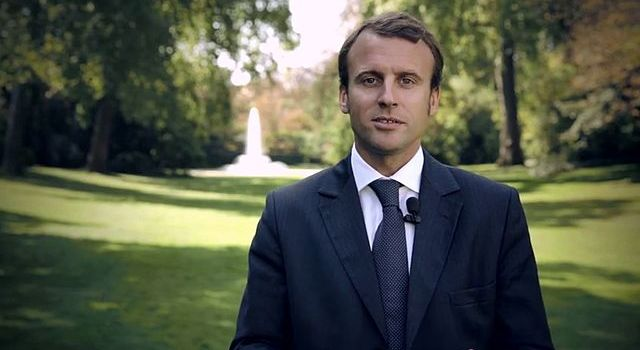French presidential challenger Emmanuel Macron target of Russian 'fake news' says party chief