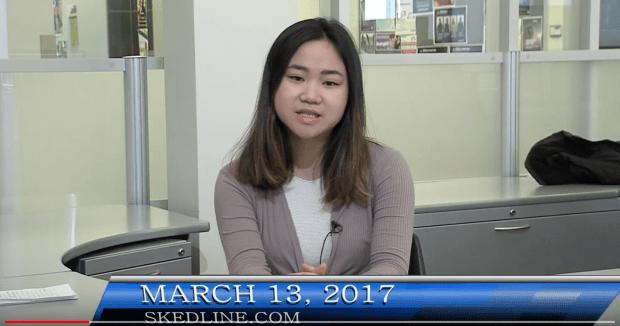 skedNOW with Bernadette Vina – March 13, 2017