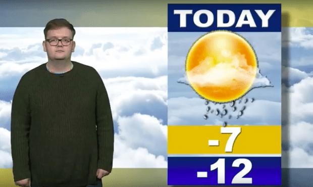 Jan 30 – Weather report