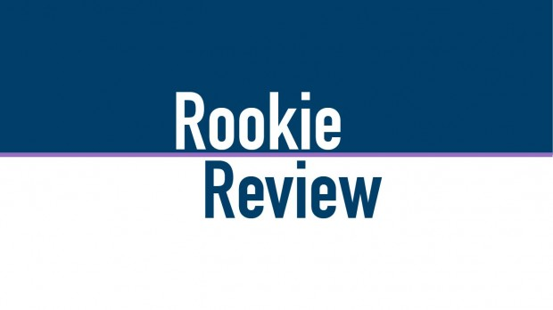 Rookie Review, a blog for us sports rookies