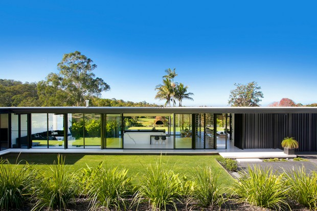 Daily daydream: this Glasshouse in Australia will beat your winter blues