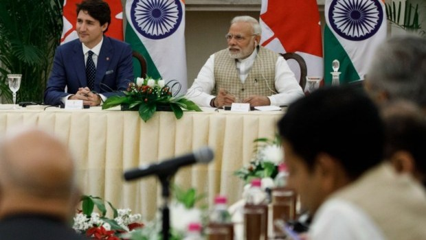 The political fallout of Trudeau's India visit