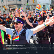 Pride Toronto says no to police marching in parade