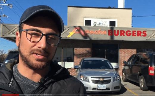 Etobicoke Eats – Apache Burger