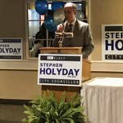 Holyday Legacy remains intact for Etobicoke Centre