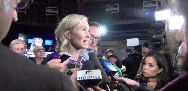 Jennifer Keesmaat keeps optimism in Toronto's future after a second-place election