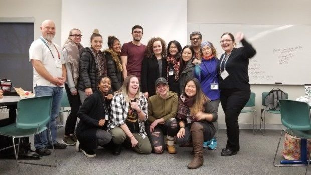 Suicide prevention workshop puts self-care before intervention.