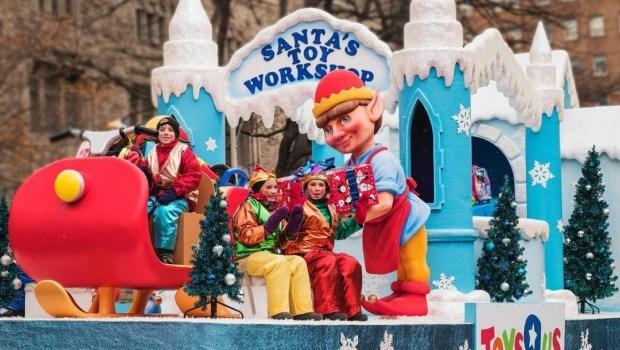 Santa Claus is coming to Toronto this Sunday