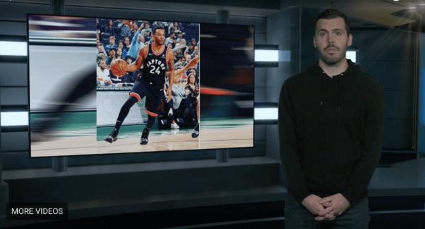 Sportscast Thursday Nov. 8